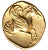 MYSIA. Lampsacus (ca. 350 B.C.). AV stater (16 X 18mm, 8.55 gm, 12h).